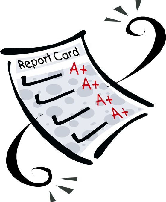 Clip art displaying 20 gallery images for school report card clip art