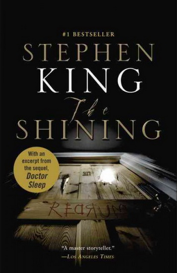 reviews of the shining book